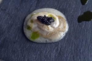 Imagen Ostras y Champagne en el Ritz