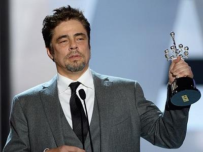 Benicio del Toro premio Donostia