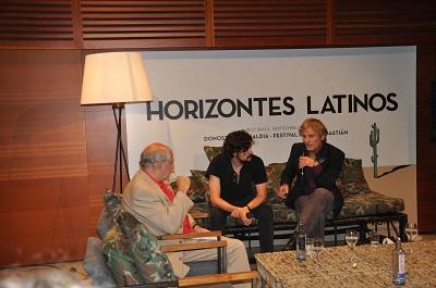 Viggo Mortensen entrevistado en la sección Horizontes Latinos