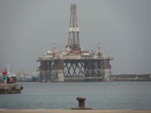 Plataforma petrolífera-LPGC
